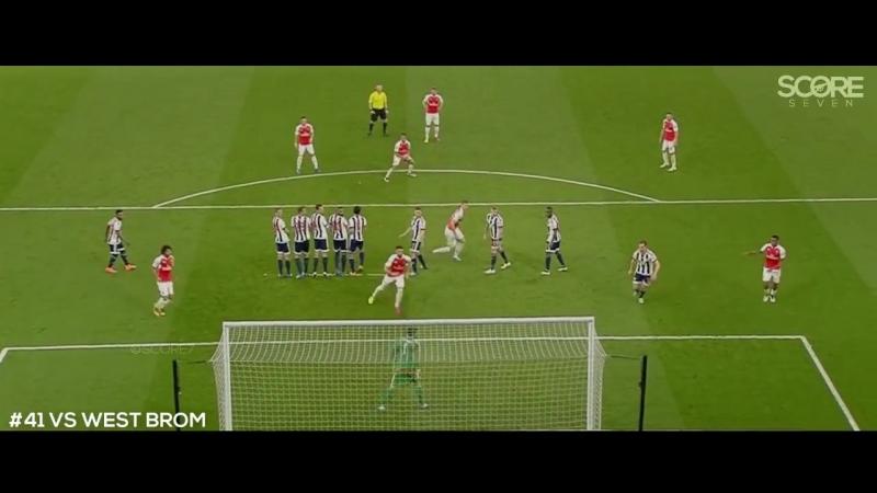 Alexis Sanchez - All 80 Goals for Arsenal - HD