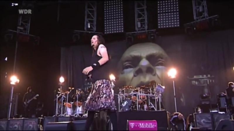 KoRn Blind Live Rock Am Ring 2007 com Joey Jordison HD