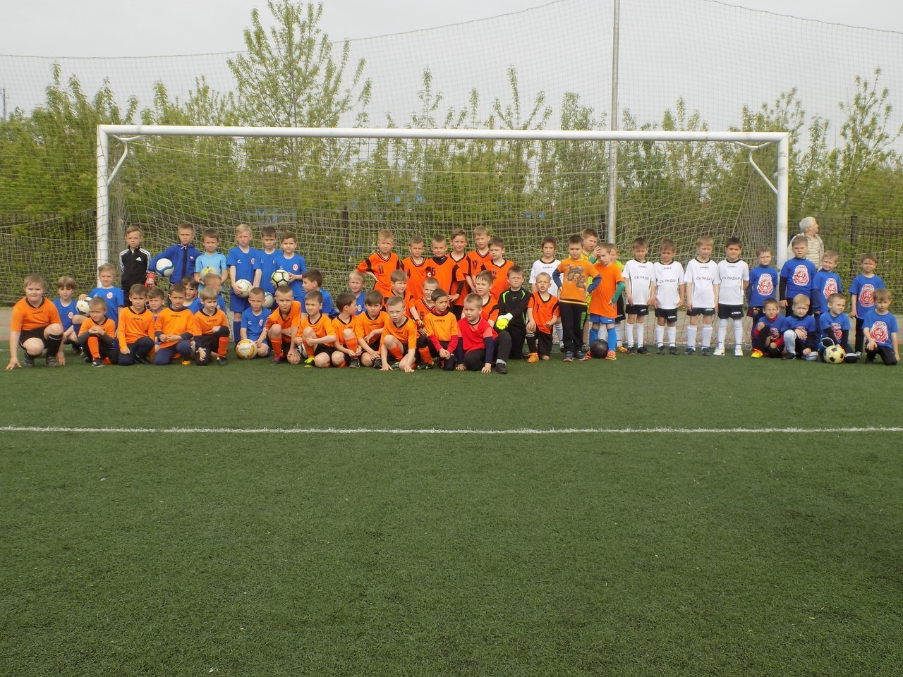 Расписание игр Первенства Городского округа Подольск по футболу среди детских команд 2011 г.р.