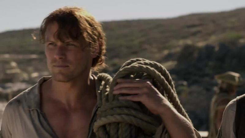 "Чужестранка 3 сезон 11 серия ¦ Outlander 3x11 Promo ""Uncharted"" (HD)"