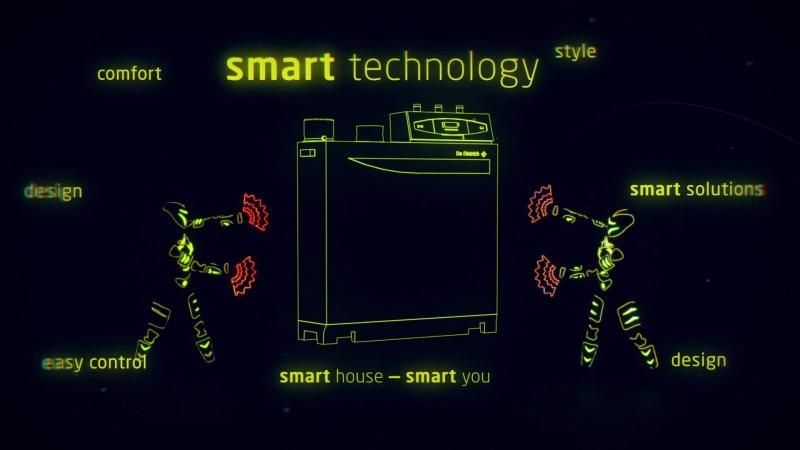 BDR Thermea presents: Smart technology by De Dietrich BAXI