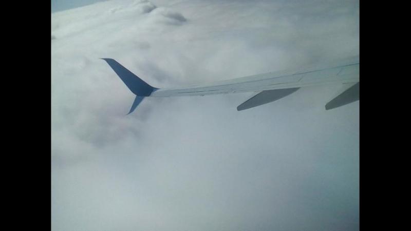 Пасадка в Екатеренбурге на Боинг 737-800