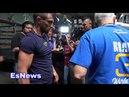(DAMNNN) VASYL LOMACHENKO DESTROYING THE HEAVYBAG Full Workout EsNews Boxing