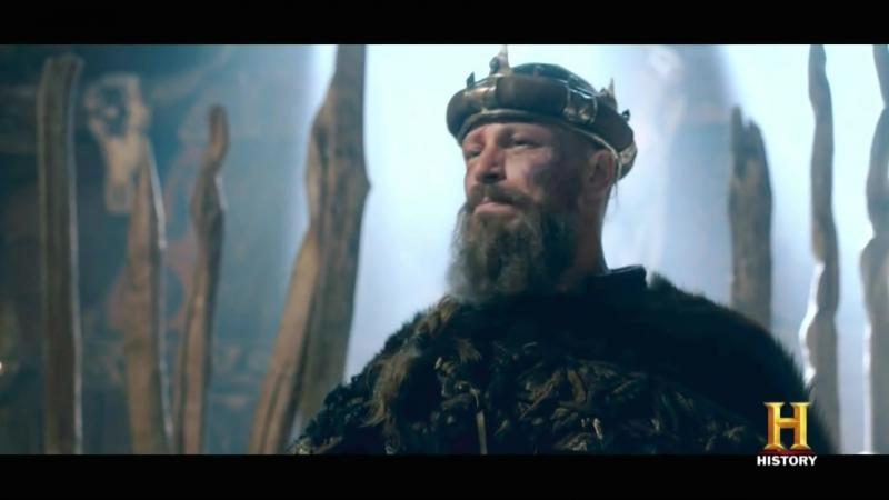 "Викинги 5 сезон 3 серия ¦ Vikings 5x03 Promo ""Homeland"" (HD) This Season On"