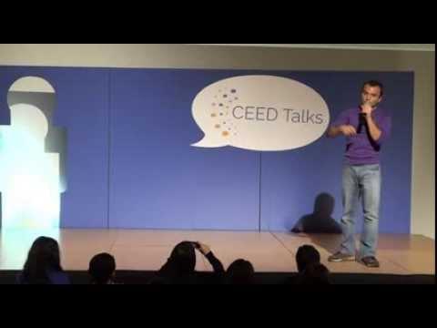 CEED Talks - Vahagn Poghosyan: Beyond corporate business principles