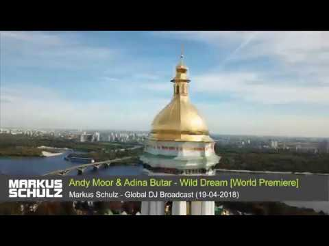 Andy Moor Adina Butar Wild Dream World Premiere