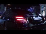 Mercedes-Benz E-Class W213 - Night rider
