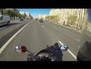 Маршрут Новый Арбат - Кутузовский проспект /speed x3