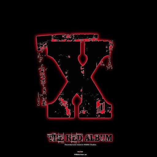 X альбом The Red Album