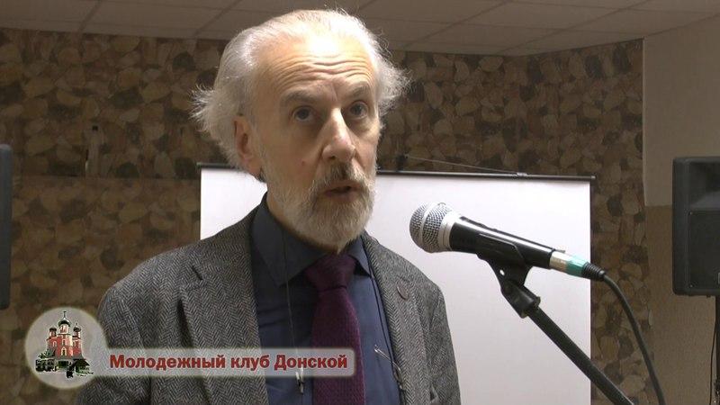 Александр Дворкин. Судебные процессы над тоталитарными сектами.