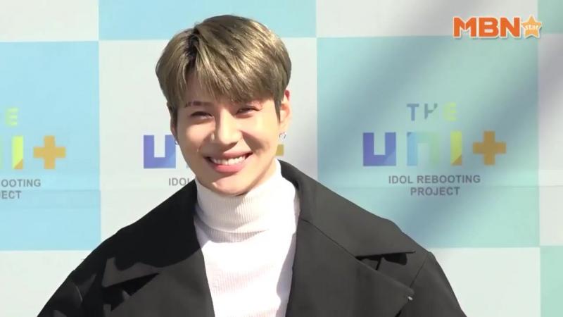 """샤이니 SHINee 태민 """"부족하지만 즐겨보겠다"""" 더유닛 출근길 출처 MBN스타 네이버TV"""