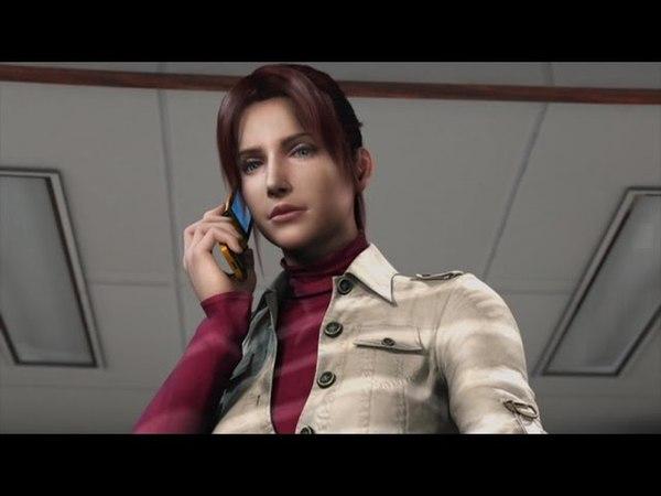 Claire llama a Leon - Resident Evil Degeneration (Español)