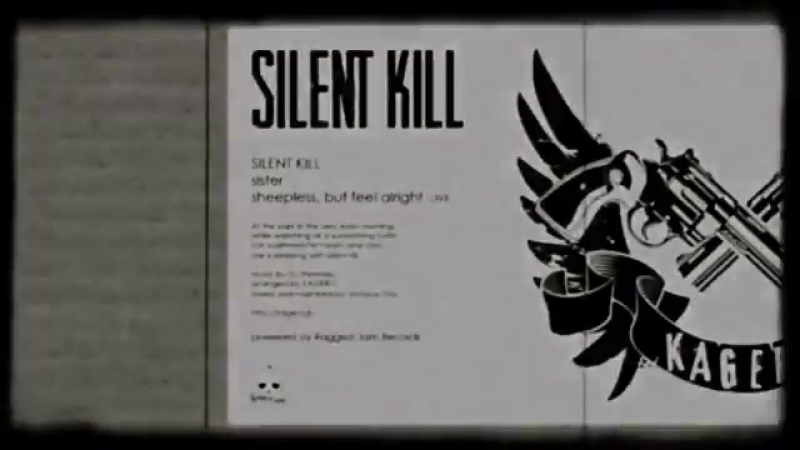 KAGERO - Silent Kill (preview)