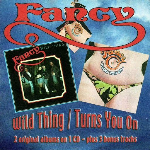Fancy альбом Wild Thing / Turns You On