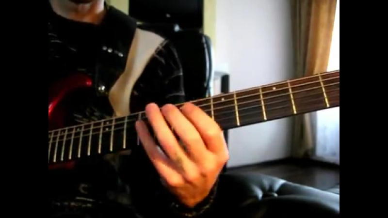 Моцарт Виктор Зинчук Турецкий марш Соло на гитаре