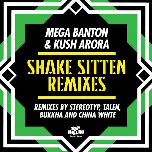 Mega Banton альбом Shake Sitten (Remixes)