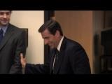 Офис [The Office] / 6 сезон - 3 серия / «Повышение» [The Promotion]