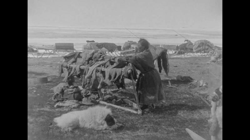 5 Кинохроника Георгий и Екатерина Прокофьевы 1920-1930