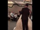 Танец молодых в ресторане Княгининский Двор