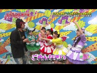 Momoiro Clover Z - VS Arashi English Subbed [12/05/31]
