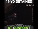 11yo girl handcuffed held at gunpoint by Michigan police