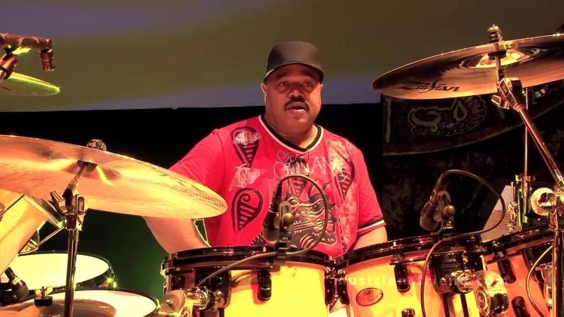 Dennis Chambers - Musicians Friend (Interview) - перевод Siberian Drummers