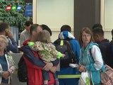 Новый терминал обслужил более 100 тысяч пассажиров