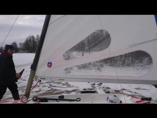 R-18 Ice Yacht Rikki Tikki Tavi
