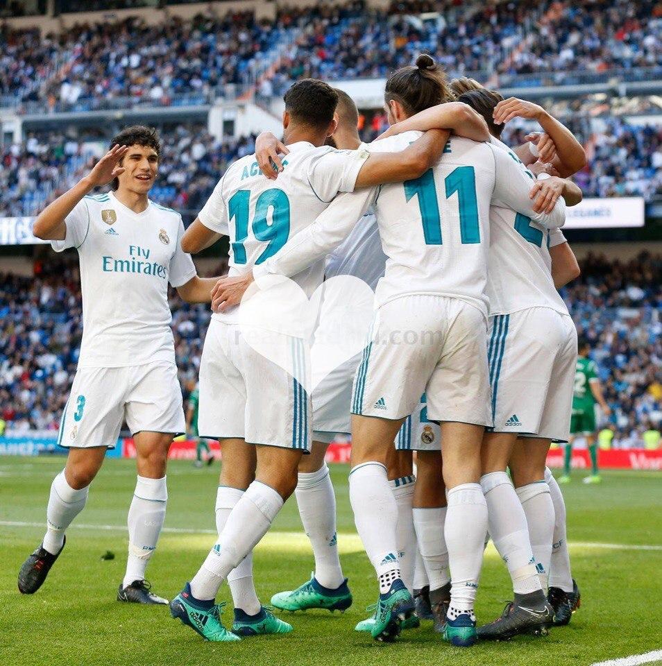 """La Liga. """"Real Madrid"""" - """"Selta"""" 6:0"""