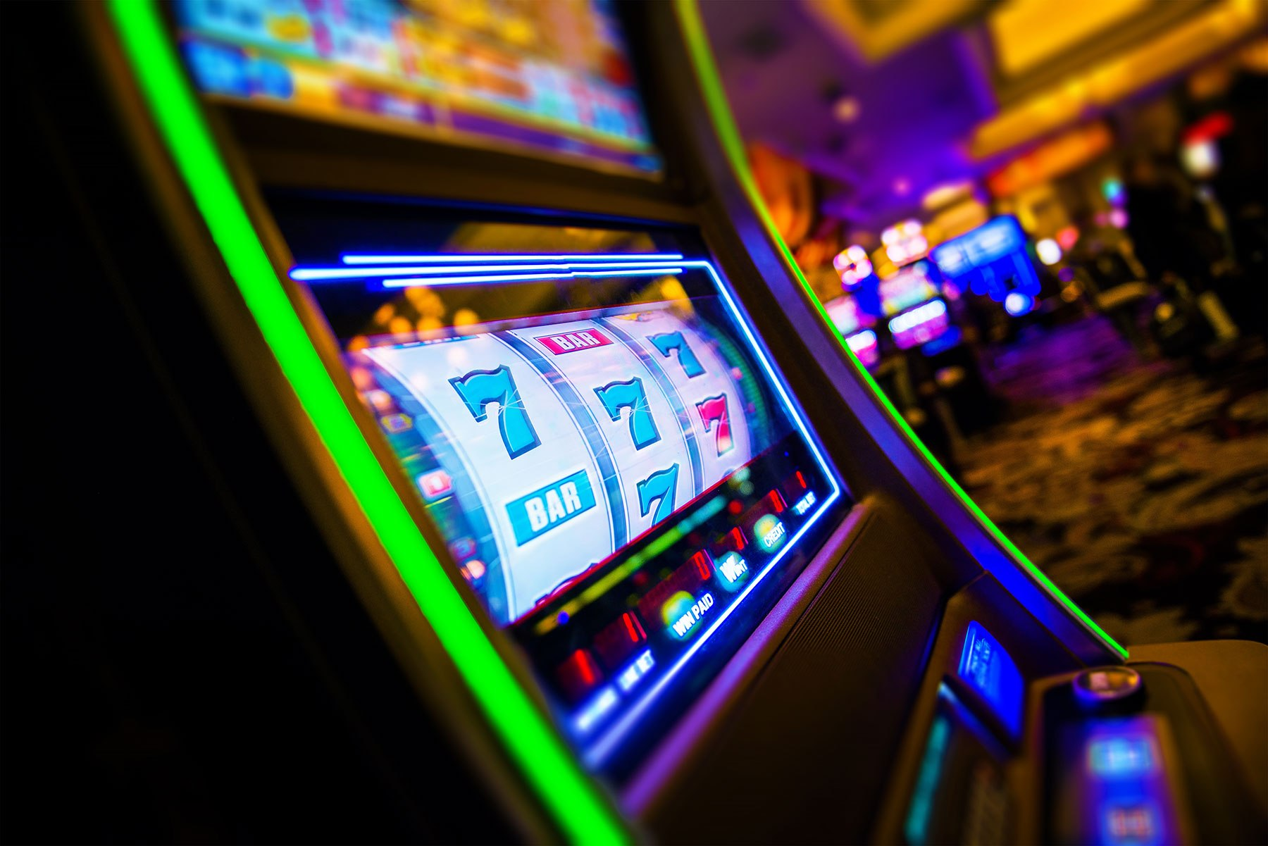 Игровые автоматы WMS - WMS Gaming
