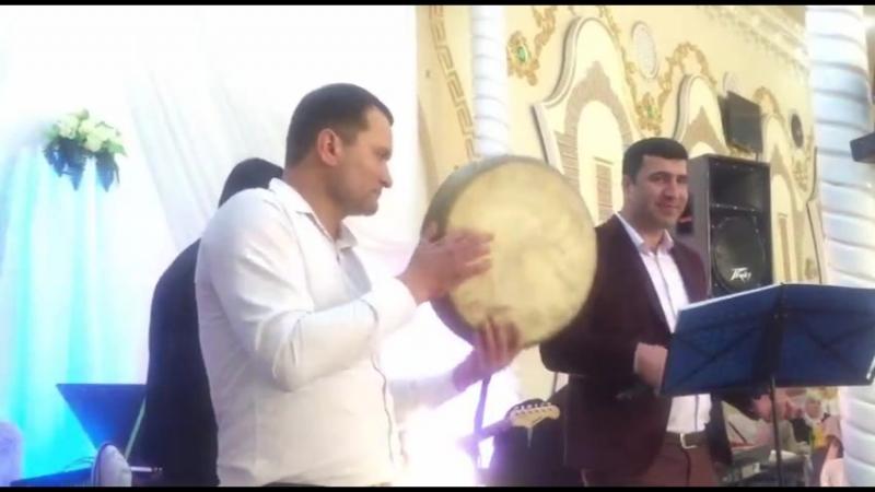 Sostaf Nuriddin G'ulomov Shurikjon Ruziboev doira 2018 Samarkand klip