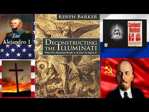 Los Rothschild Eliminaron al Zar Para Crear el Comunismo. Kerth Barker.