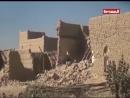 شاهد قصف منازل المواطنين وممتلكاتهم من قبل المرتزقة الصهاينة بمديرية المتون في الجوف