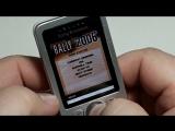 Sony Ericsson W302 Walkman ретро телефон из прошлого