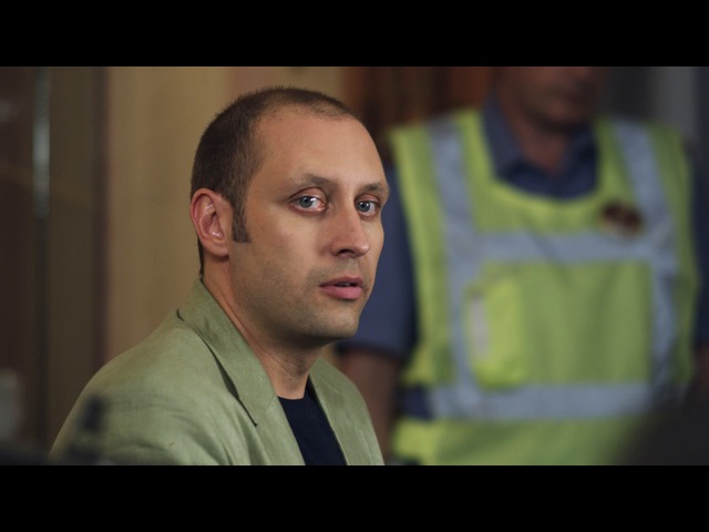 Товарищи полицейские • 1 сезон • Серия 17 - Ревизор