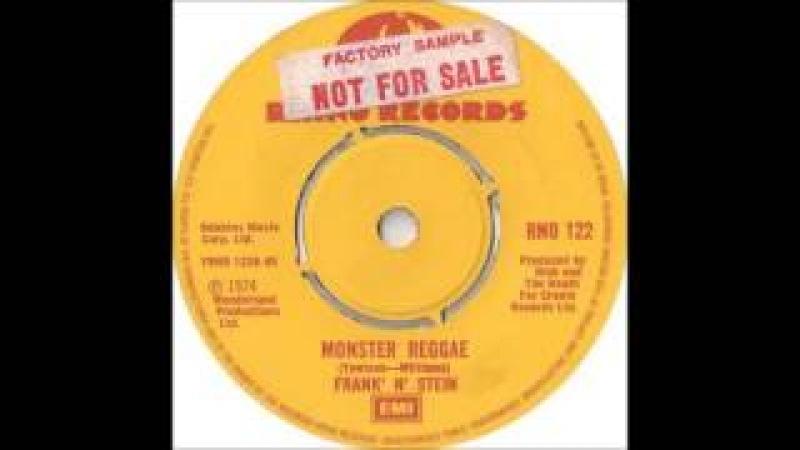 Frank´N´Stein - Monster Reggae (Compacto | 1974)