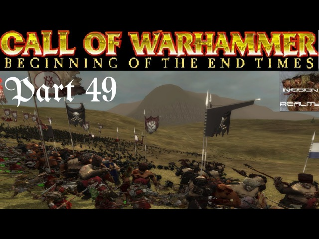 Call of Warhammer Skaven Campaign Part 49 Destroying The Ogres' Armies!