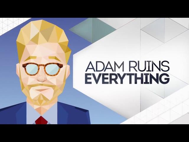 Adam Ruins Everything S01 E26 Adam Ruins Going Green - Адам портит всё