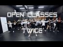 OPEN CLASSES 25.11 VERA LAPPO - TWICE - LIKEY