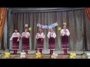 Концерт Фольклорного ансамбля Світанок Часть 2