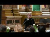 Концерт памяти Елены Образцовой - Исаакиевский собор, январь 2017 (фрагменты)