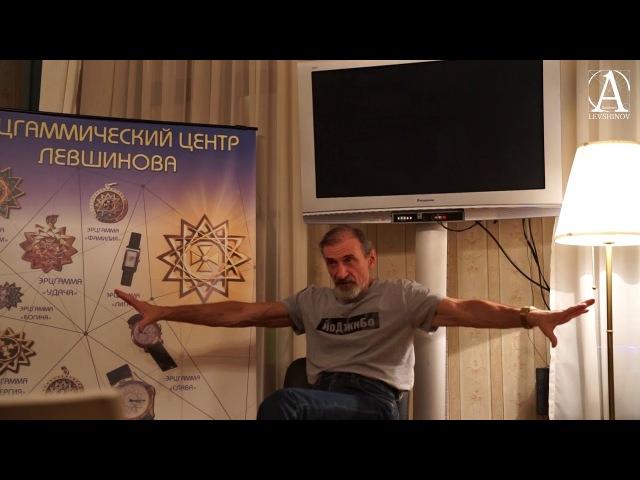 Эгрегор и осознанность. Мастер-взгляд Андрея Левшинова.