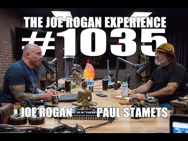Joe Rogan Experience 1035 - Paul Stamets