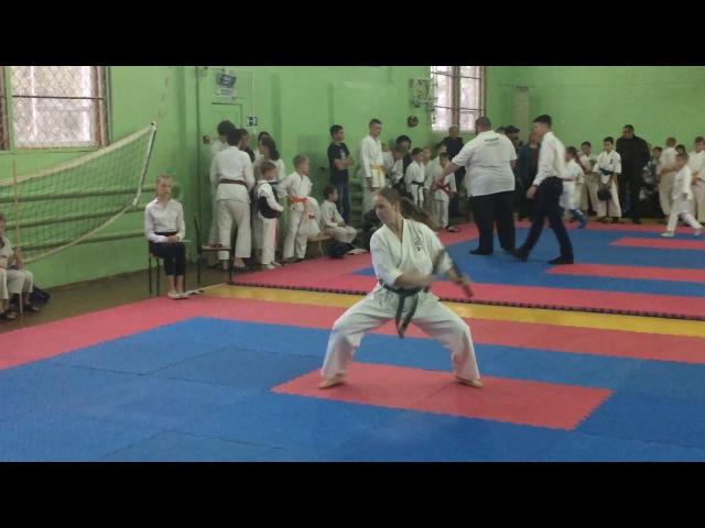Дайдокай (Бийск) на Кубке Алтайского края по всестилевому каратэ, посвященному ...