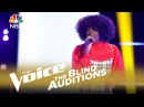 The Voice 2018 Blind Audition Christiana Danielle Hotline Bling