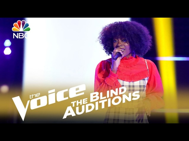 The Voice 2018 Blind Audition - Christiana Danielle: Hotline Bling