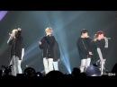 Fancam 171209 BORN SINGER BTS Wings Tour Final D2