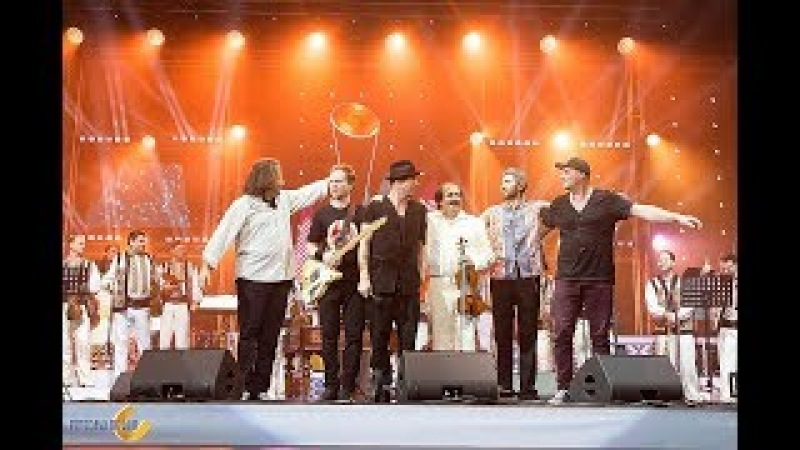 Zdob si Zdub Orchestra Lautarii Moldovenii s au nascut Potcoava de Aur 2017