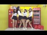 M_V LAYSHA(레이샤) - Party Tonight(서일대축제) - Кореянки танцуют · #coub, #коуб