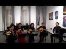 Р Абязов Вариации на две татарские народные песни Сарман и Яблоньки Креатив квинтет